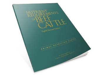 Requirements for beef cattle - Current and future trends on ruminant nutrition